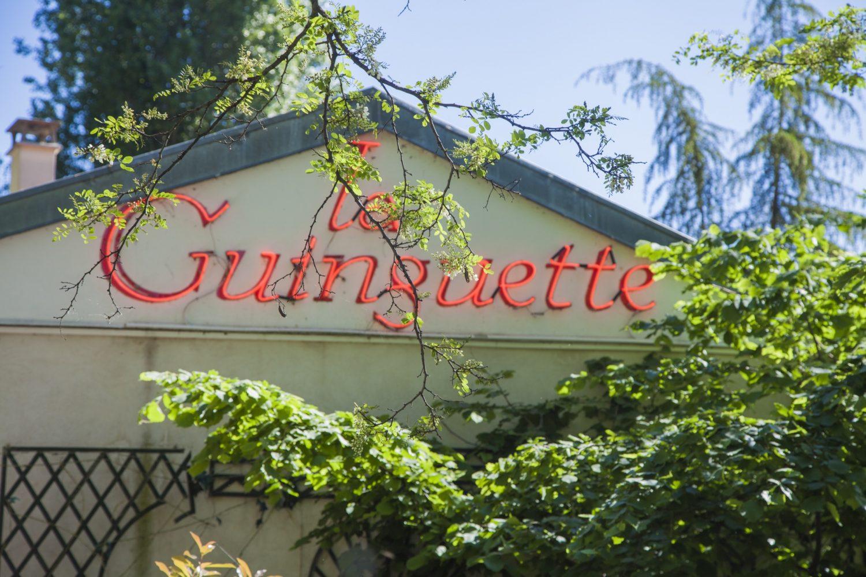 La Guinguette de Neuilly sur l'ile de la jatte